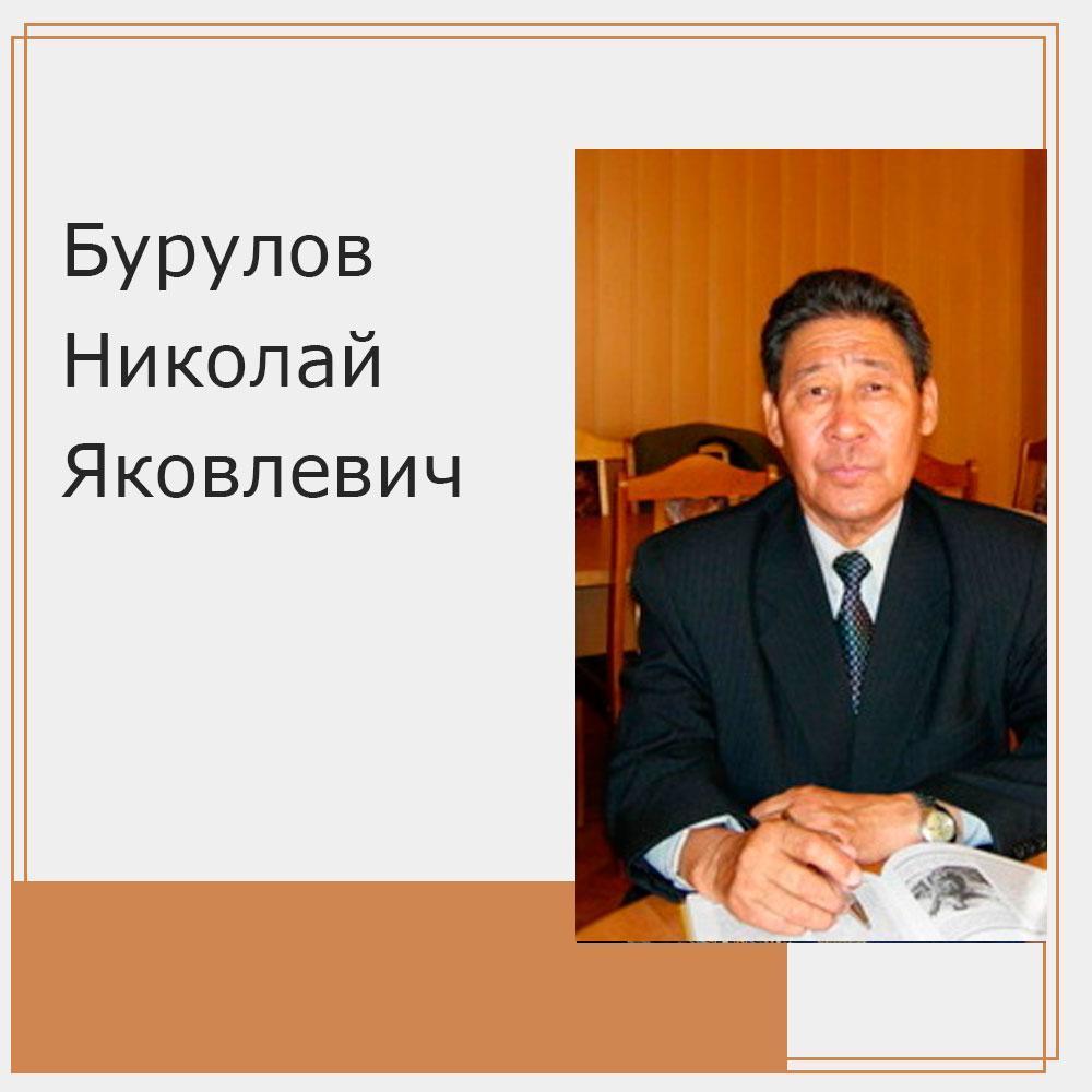 Бурулов Николай Яковлевич