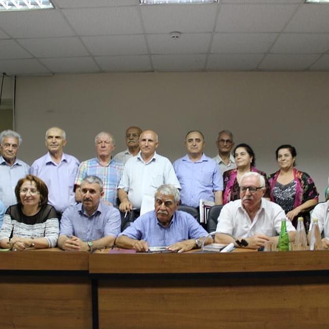 На презентации книги переводов Дагестанской поэзии на балкарский язык